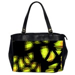 Yellow light Office Handbags (2 Sides)