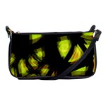 Yellow light Shoulder Clutch Bags