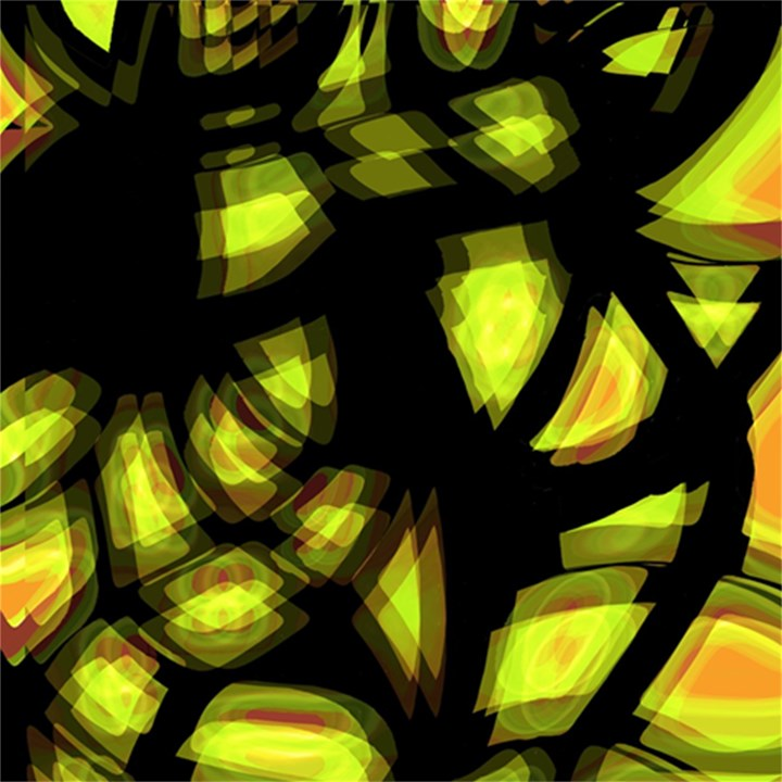 Yellow light Magic Photo Cubes