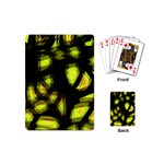 Yellow light Playing Cards (Mini)