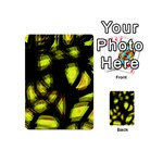 Yellow light Playing Cards 54 (Mini)  Back