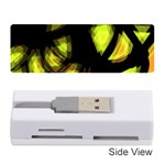 Yellow light Memory Card Reader (Stick)