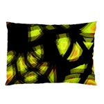Yellow light Pillow Case (Two Sides) Front