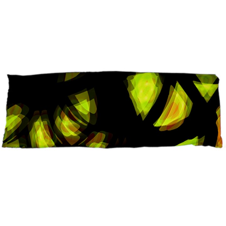 Yellow light Body Pillow Case Dakimakura (Two Sides)