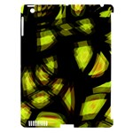 Yellow light Apple iPad 3/4 Hardshell Case (Compatible with Smart Cover)