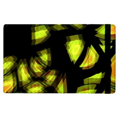 Yellow Light Apple Ipad 3/4 Flip Case