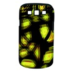 Yellow light Samsung Galaxy S III Classic Hardshell Case (PC+Silicone)
