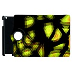 Yellow light Apple iPad 2 Flip 360 Case