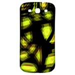 Yellow light Samsung Galaxy S3 S III Classic Hardshell Back Case