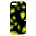 Yellow light Apple iPhone 5 Premium Hardshell Case