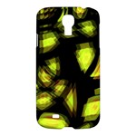 Yellow light Samsung Galaxy S4 I9500/I9505 Hardshell Case