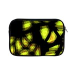 Yellow light Apple iPad Mini Zipper Cases