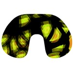 Yellow light Travel Neck Pillows