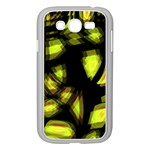 Yellow light Samsung Galaxy Grand DUOS I9082 Case (White)
