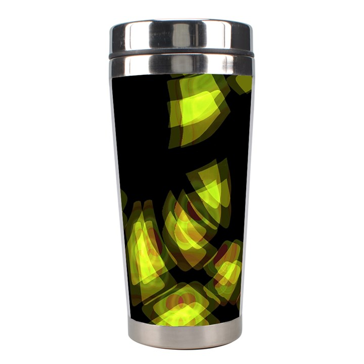 Yellow light Stainless Steel Travel Tumblers
