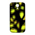 Yellow light Samsung Galaxy S4 I9500/I9505  Hardshell Back Case