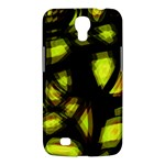 Yellow light Samsung Galaxy Mega 6.3  I9200 Hardshell Case