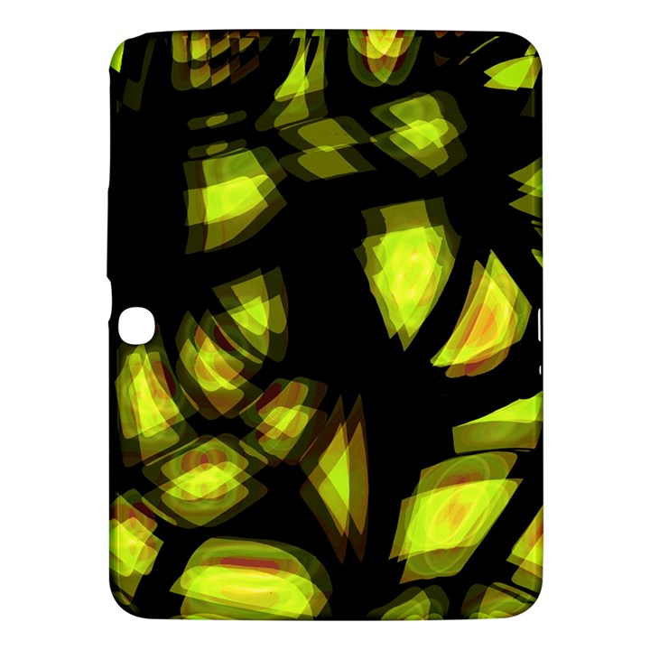 Yellow light Samsung Galaxy Tab 3 (10.1 ) P5200 Hardshell Case