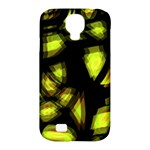 Yellow light Samsung Galaxy S4 Classic Hardshell Case (PC+Silicone)