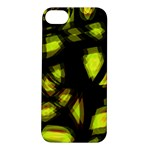 Yellow light Apple iPhone 5S/ SE Hardshell Case
