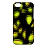Yellow light Apple iPhone 5C Hardshell Case