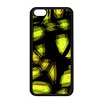 Yellow light Apple iPhone 5C Seamless Case (Black)