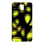 Yellow light Samsung Galaxy Note 3 N9005 Hardshell Back Case