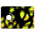 Yellow light Kindle Fire HDX Flip 360 Case