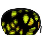 Yellow light Accessory Pouches (Large)  Back