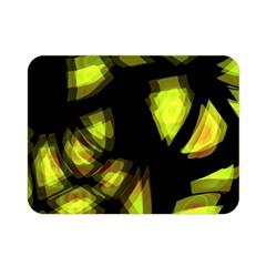 Yellow Light Double Sided Flano Blanket (mini)