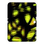 Yellow light Samsung Galaxy Tab 4 (10.1 ) Hardshell Case