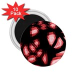 Red light 2.25  Magnets (10 pack)  Front