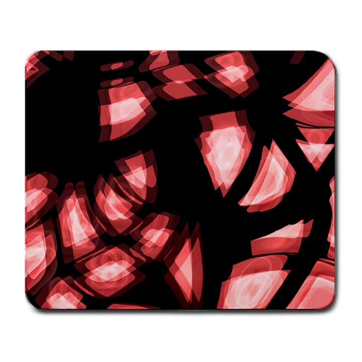 Red light Large Mousepads