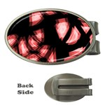 Red light Money Clips (Oval)  Front