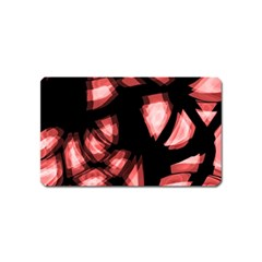 Red Light Magnet (name Card)
