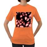 Red light Women s Dark T-Shirt Front