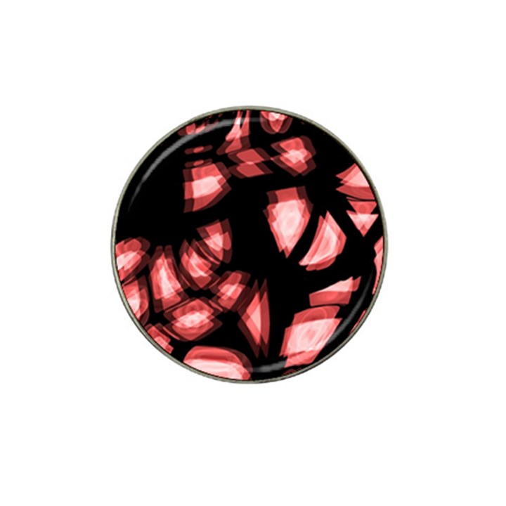 Red light Hat Clip Ball Marker (4 pack)