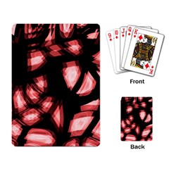 Red light Playing Card