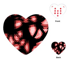 Red light Playing Cards (Heart)