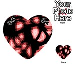 Red light Playing Cards 54 (Heart)  Front - ClubQ