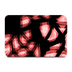 Red light Plate Mats