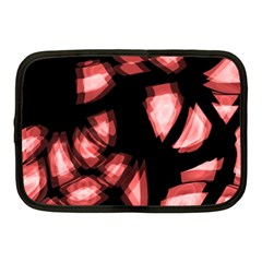 Red Light Netbook Case (medium)