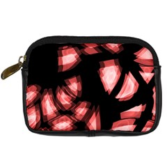 Red light Digital Camera Cases