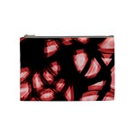 Red light Cosmetic Bag (Medium)  Front