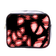 Red light Mini Toiletries Bags