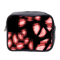 Red light Mini Toiletries Bag 2-Side
