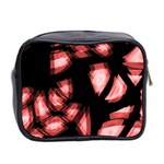 Red light Mini Toiletries Bag 2-Side Back
