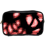 Red light Toiletries Bags 2-Side Back
