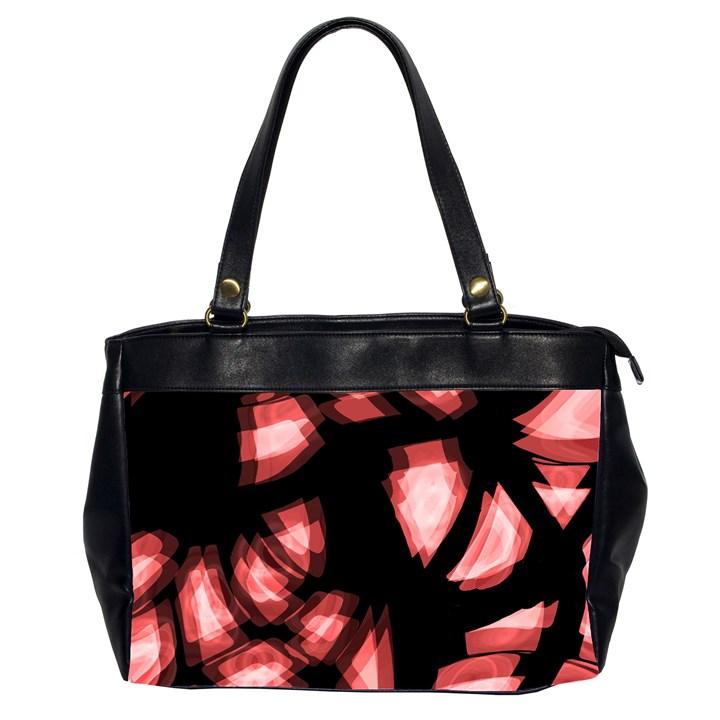 Red light Office Handbags (2 Sides)