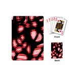 Red light Playing Cards (Mini)  Back